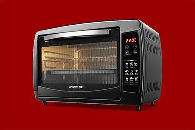电烤箱拍照