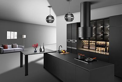 厨房拍摄加合成