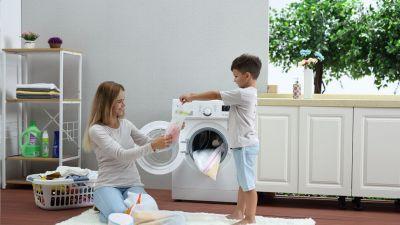 洗衣房场景