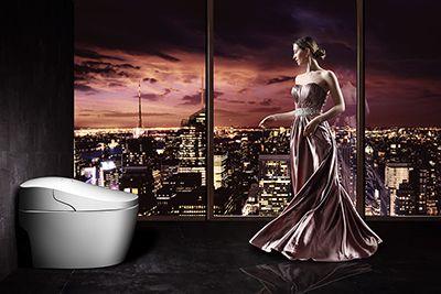 影棚搭景卫浴拍摄加合成